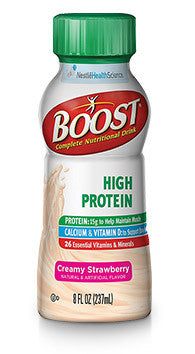 Boost High Protein 8 oz. Bottle | Nestle Nutrition #12187364