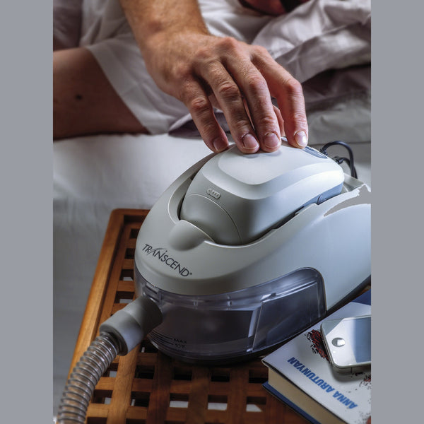 Transcend Travel Portable CPAP Machine | Transcend