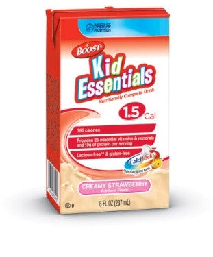 Boost Kid Essentials 1.5 Tetra Brik 27ea/case 8 fl oz | Nestle Nutrition