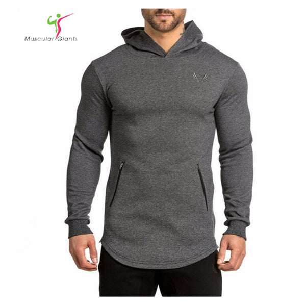 Men's Sportswear Gymshark Hoodies Sweatshirts, Bodybuilding and Fitness Muscle