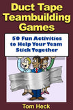 Duct Tape Teambuilding Games
