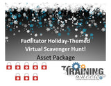Facilitator Holiday Virtual Scavenger Hunt