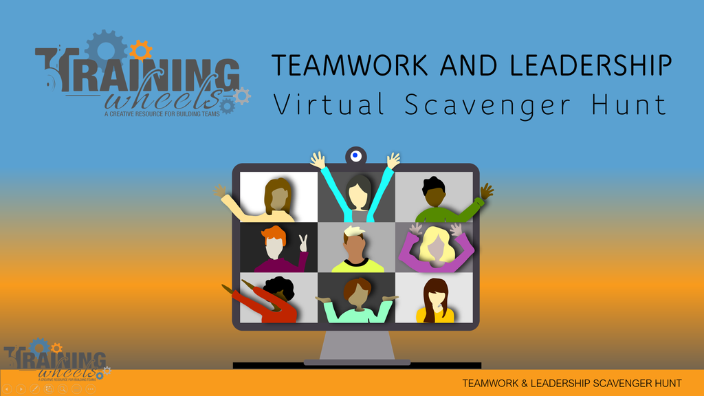 Teamwork & Leadership Virtual Scavenger Hunt