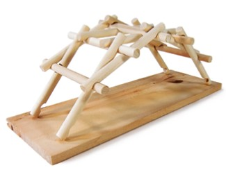 Tabletop Bridge