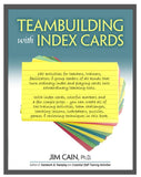 Teambuilding with Index Cards