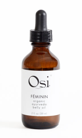 Féminin Organic Ayurveda Belly Oil