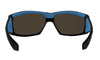 AHI safety- Polarized Blue Mirror Blue Foam