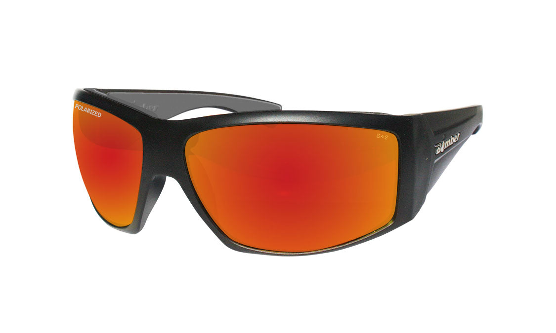 AHI Safety - Polarized Red Mirror