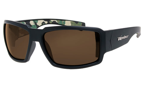 BOOGIE - Polarized Brown Camo