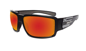 BOOGIE Safety - Polarized Red Mirror Aloha Series