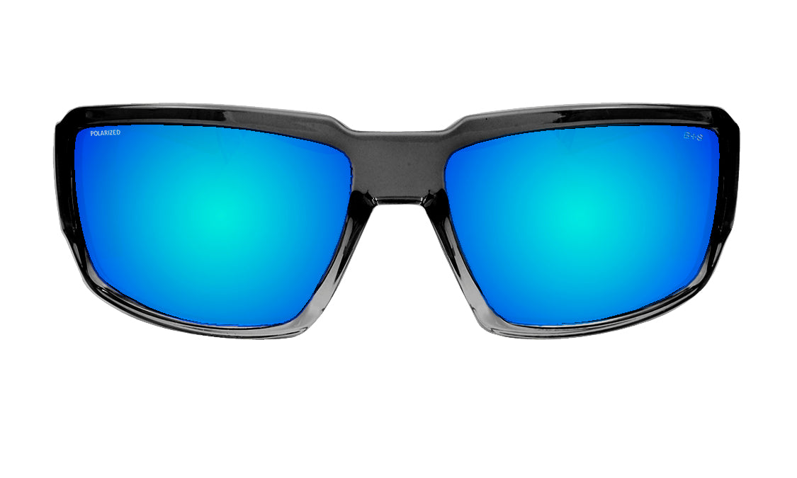 BOOGIE Safety - Polarized Ice Blue Mirror