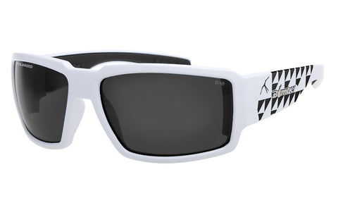 BOOGIE Safety - Polarized Smoke White Mana Series
