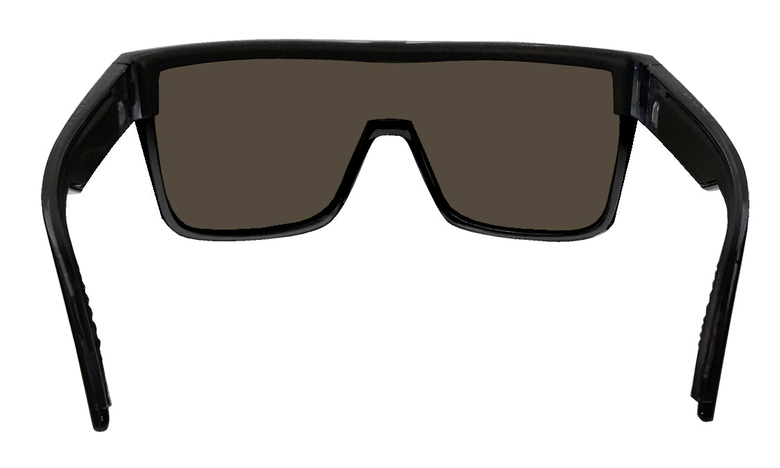 BUZZ Safety - Polarized Red Mirror