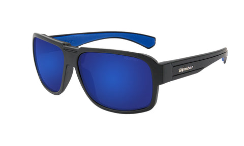 FRANCO - Polarized Blue Mirror