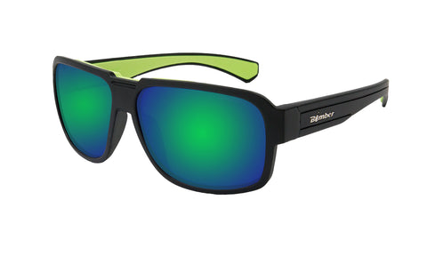 FRANCO - Polarized Green Mirror Green Foam