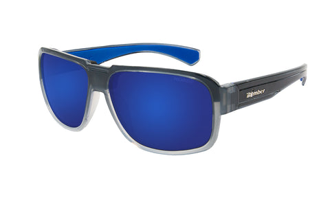 FRANCO - Polarized Blue Mirror Crystal