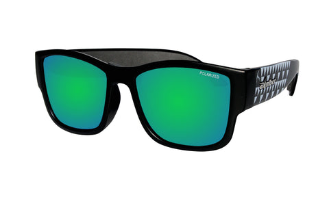 GOMER - Polarized Green Mirror Mana Series