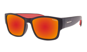 GOMER - Polarized Red Mirror Black