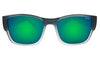 GOMER - Polarized Green Mirror Crystal