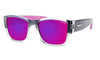 GOMER - Polarized Pink Mirror Crystal