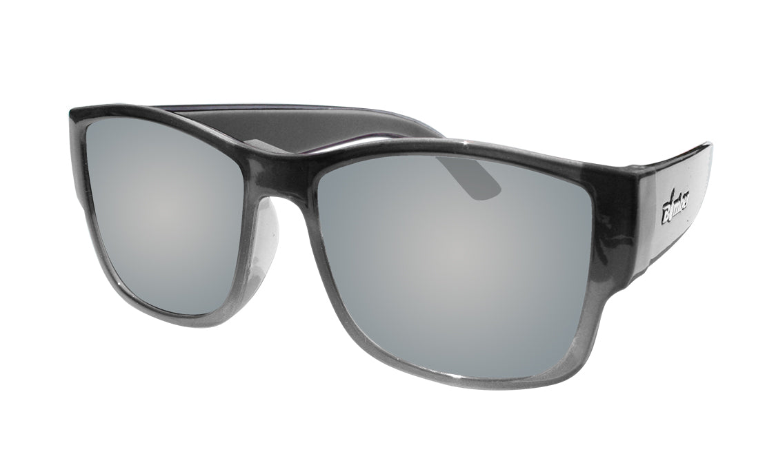 GOMER - Polarized Silver Mirror Crystal