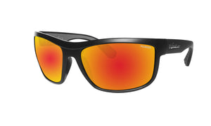 HUB - Safety Polarized Red Mirror