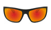 HUB - Safety Polarized Red Mirror Red Foam