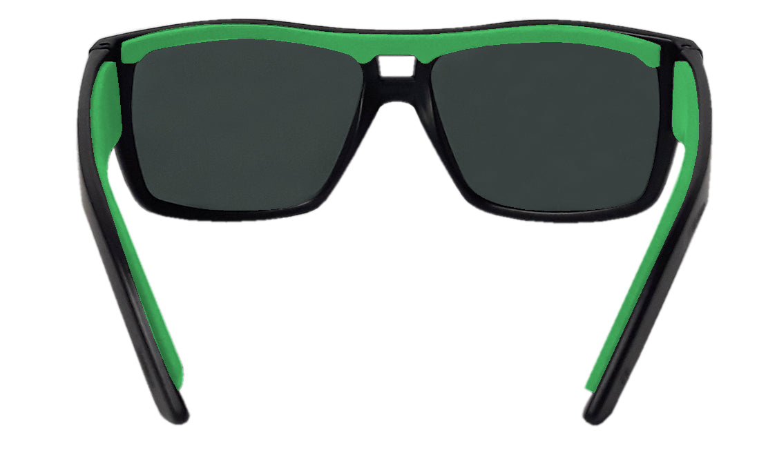 IRIE - Polarized Green Mirror Green Foam
