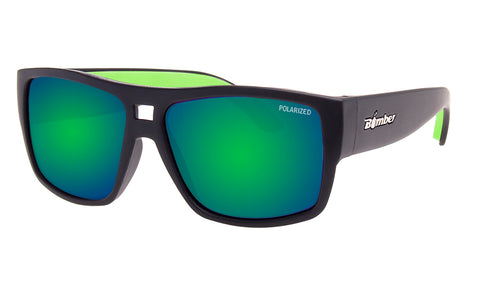 IRIE - Polarized Green Mirror Black