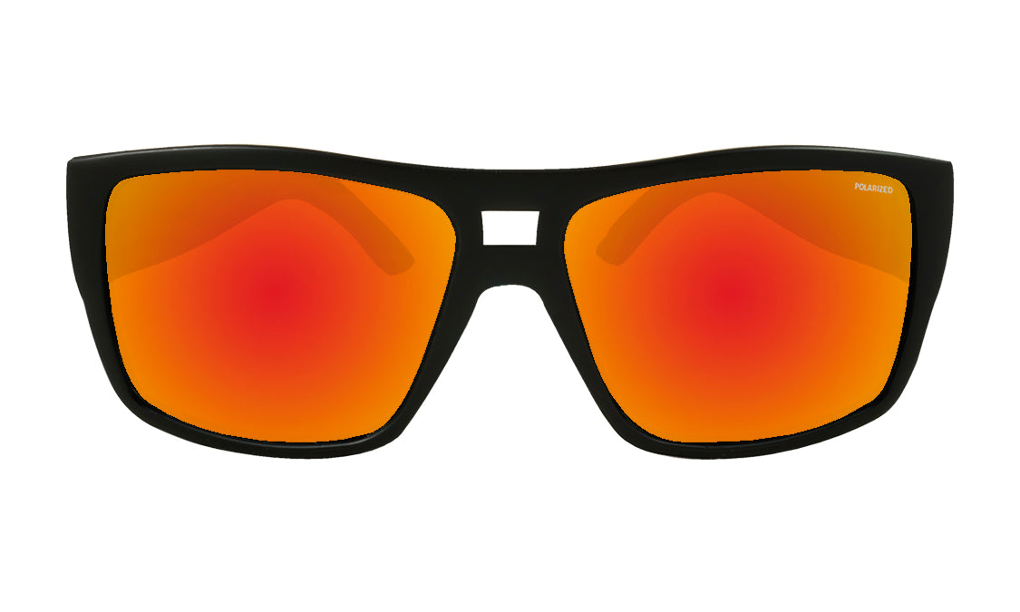 IRIE - Polarized Red Mirror Mana Series