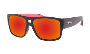 IRIE - Polarized Red Mirror Black Red Foam