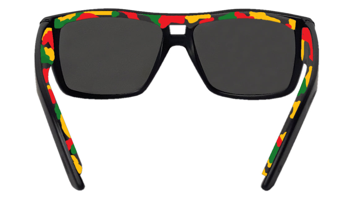 IRIE - Polarized Smoke Rasta Black