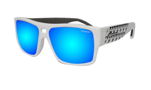 IRIE - Polarized Ice Blue Mirror White Mana Series
