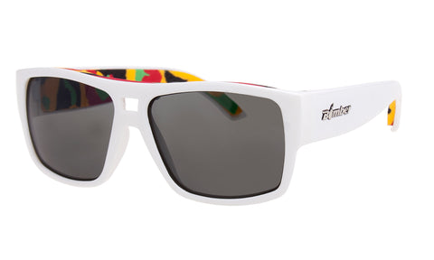 IRIE - Polarized Smoke Rasta White