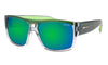 IRIE - Polarized Green Mirror Crystal