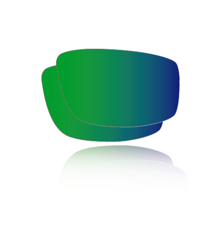 Green Mirror PC - Lens Replacements
