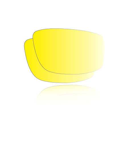 Clear Yellow Safety - Lens Replacements