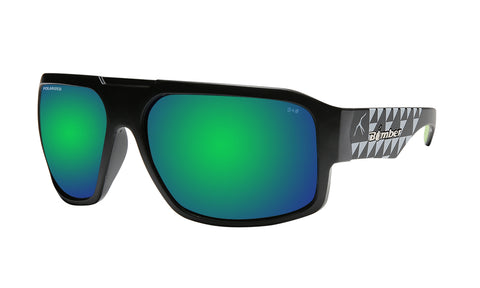 MEGA Safety - Polarized Green Mirror Green Foam Mana Series
