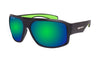 MEGA Safety - Polarized Green Mirror Black