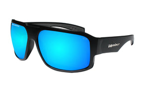 MEGA Safety - Polarized Ice Blue Mirror