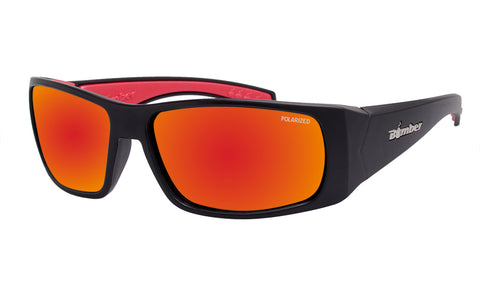 PIPE - Polarized Red Mirror Red Foam