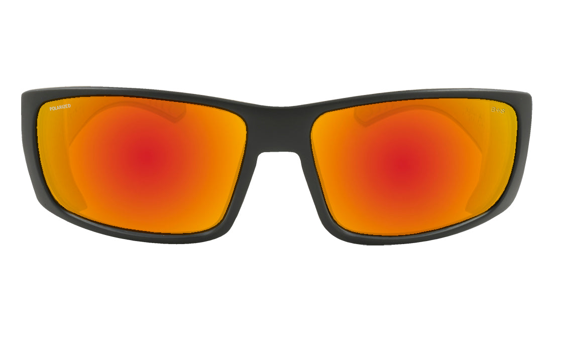 PIPE Safety - Polarized Red Mirror