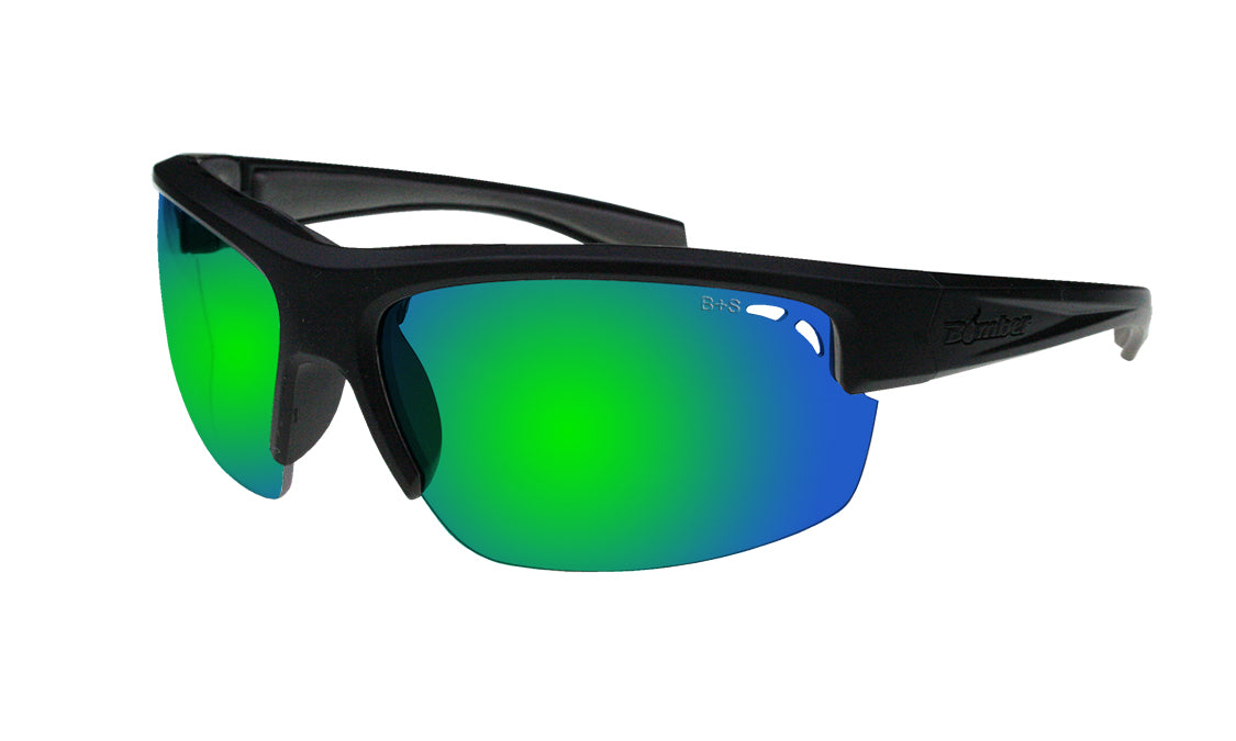 REGGIE Safety - Polarized Green Mirror