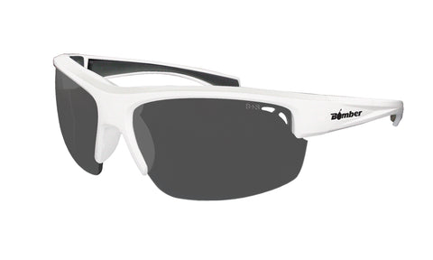 REGGIE Safety - White Polarized Smoke