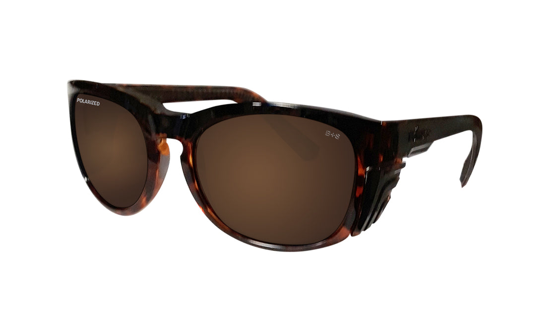RAW Safety - Polarized Tortoise