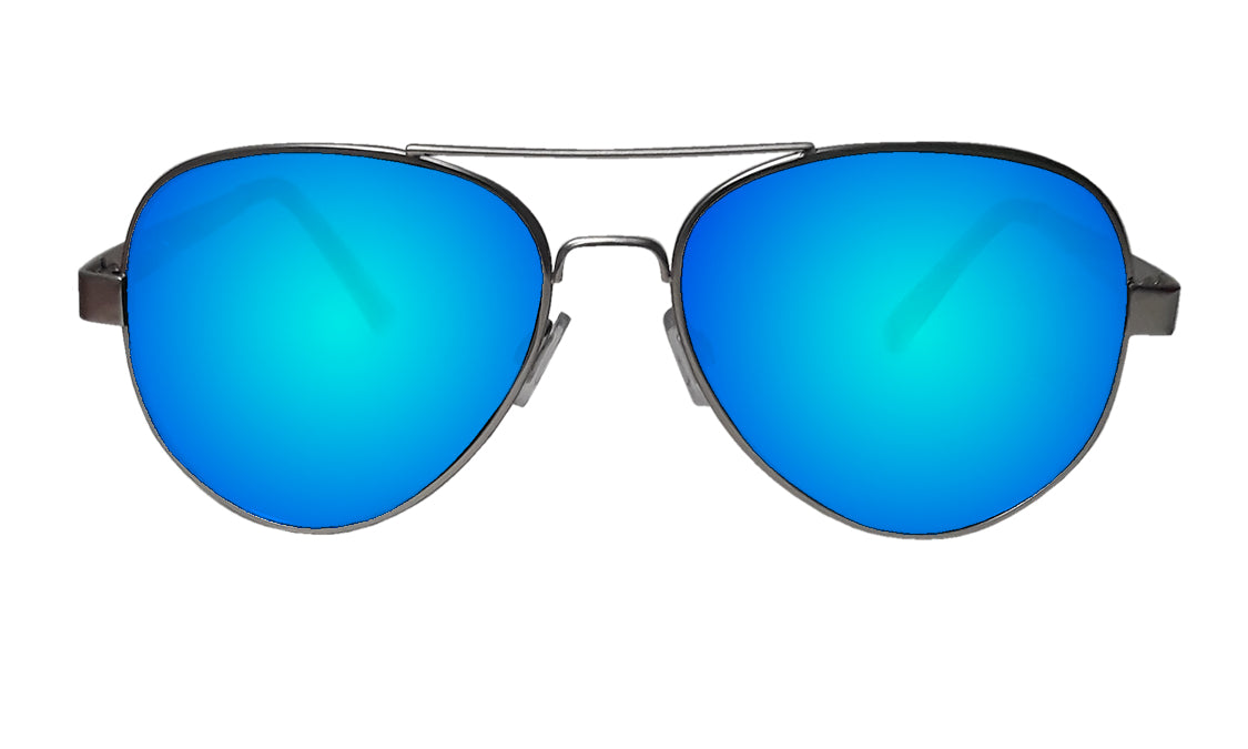 STRANGE - Polarized Ice Blue Mirror