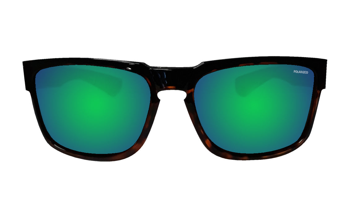 SMART - Polarized Green Mirror Tortoise