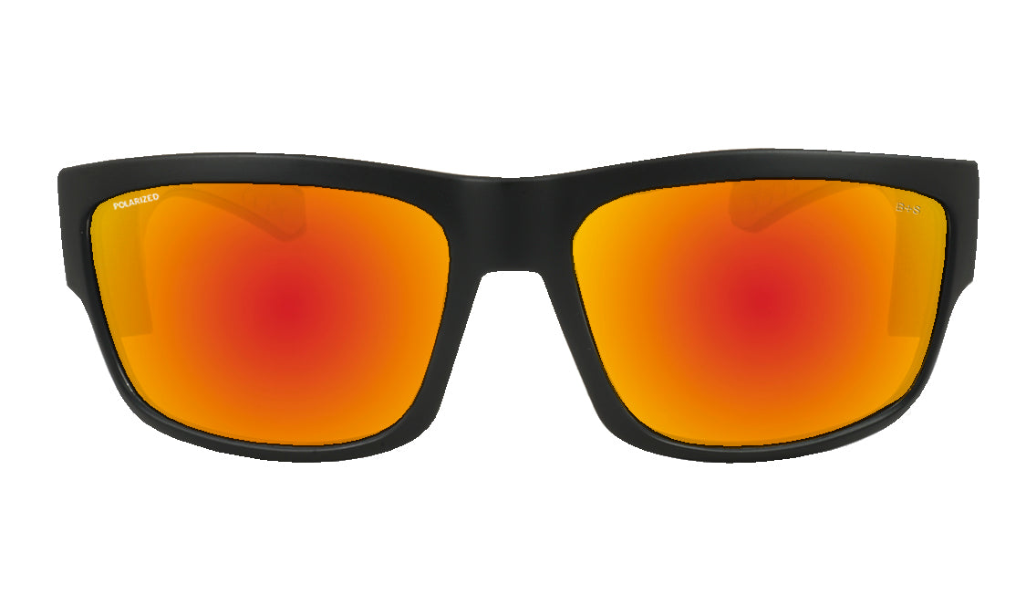 TIGER Safety - Polarized Red Mirror
