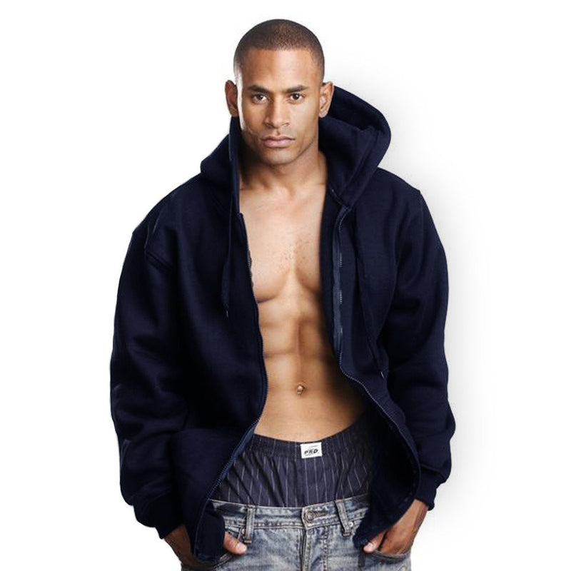Fleece Hoodie Jacket 2XL - 5XL - Pro 5 Apparel