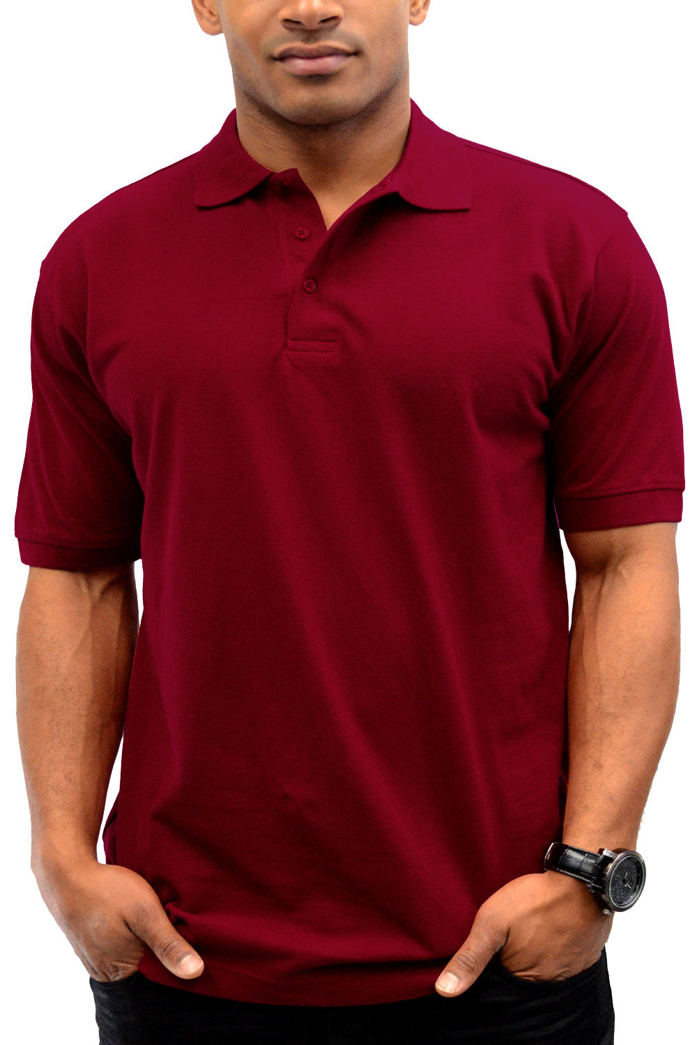 Classic Polo Shirt 2XL-5XL - Pro 5 Apparel